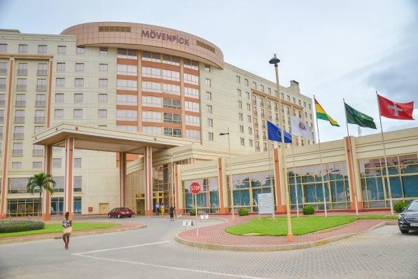 Quantum Global acquires 5-star Mövenpick Ambassador Hotel Accra