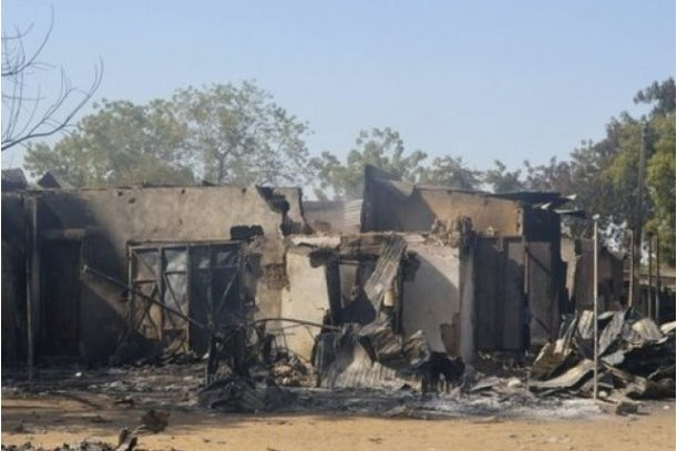 Nigeria ranks again as most terrorised country in Africa – GTI