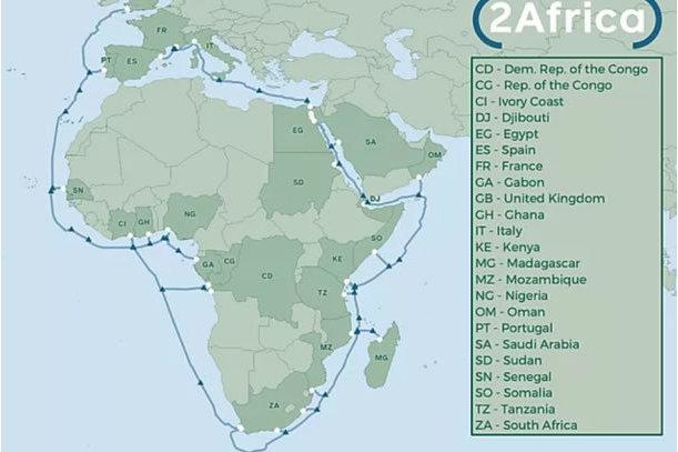 Study: Facebook Africa investment to add $57.6 billion to region's GDP